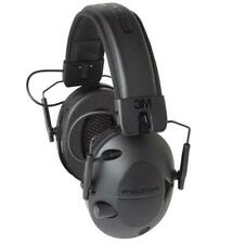 Peltor Tactical 100 Electronic Hearing Protection Ear Muffs, Black