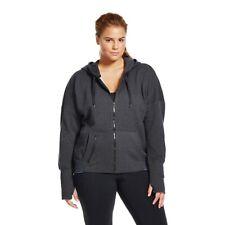 cd89957c549 C9 Champion Women s Plus Size Performance Jacket Ebony 2x