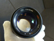 Porst Color Reflex X-M G 1.2/50mm UMC X-M OBJEKTIV