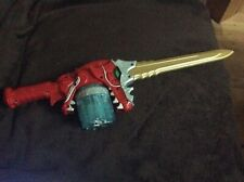 Power Ranger Sword Weapon Dino Super Charger Deluxe