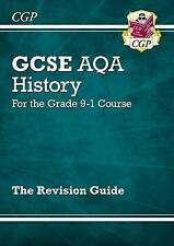 New GCSE History AQA Revision Guide - For the Grade 9-1 Course by CGP Books (Paperback, 2016)