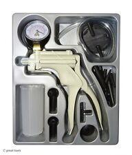 VACUUM PUMP & BRAKE BLEEDER TOOL – automotive tester tools – diagnostic testing