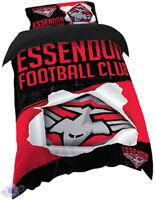 Essendon Quilt | Doona Cover Set | Bombers | AFL | Football | Single
