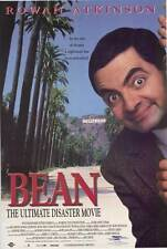 BEAN Movie POSTER 27x40 Rowan Atkinson Peter MacNicol Pamela Reed Harris Yulin