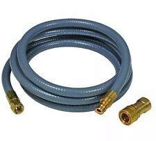 """Natural Gas 3/8"""" Hose With Quick Connect Release Disconnect 10' Grill"""