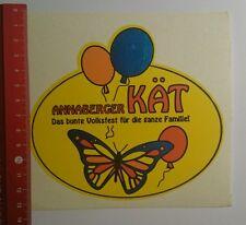 Aufkleber/Sticker: Annaberger Kät das bunte Volksfest für die ganze (141016173)