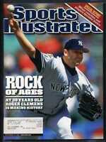 SPORTS ILLUSTRATED SEPTEMBER 10 2001 ROGER CLEMENS
