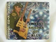 Jamie King Colton Twelve Shades of Blue CD 12 Songs >NEW<