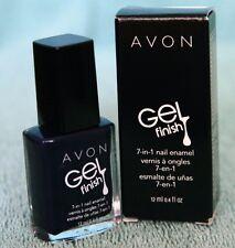 AVON Gel Finish 7 in 1 Nail Enamel - INKED  UP