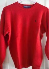 Vintage Ralph Lauren Cashmere Blend Crewneck Sweater, Women's Size L – EUC/VGC