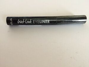 MUA MAKEUP ACADEMY - WET LOOK LIQUID EYELINER - BLACK - BRAND NEW & SEALED