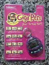 Vintage Giga Pets Digital Doggie NEW Sealed Package 1997 Tiger Electronics