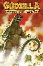 GODZILLA: KINGDOM OF MONSTERS TRADE PAPERBACK - ALL 12 ISSUES IN ONE VOLUME!