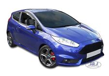 FORD FIESTA ST mk7 3 door 2009-2017 Front wind deflectors 2pc set TINTED HEKO