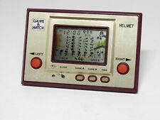 Nintendo Game & Watch Gold Series Helmet CN-07 MIJ 1981 As-is Condition_67