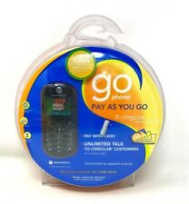 Motorola GoPhone (C139) Black- Cingular/At&T Android New in Box- Clean Imei