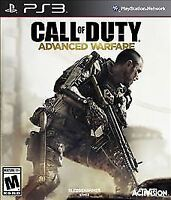 Call of Duty: Advanced Warfare (Sony PlayStation 3, 2014) FAST SHIPPING PS3