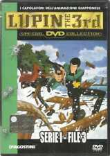 DVD LUPIN 3 SPECIAL DVD COLLECTION SERIE 1 - FILE 3