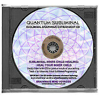 SUBLIMINAL INNER CHILD HEALING- HEAL HOLISTIC SELF HELP NEW BRAINWAVE MEDITATION