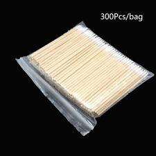 300pcs Soft Buds Cotton Swab Wood Sticks Makeup Cosmetic Mini Ears Cleaning