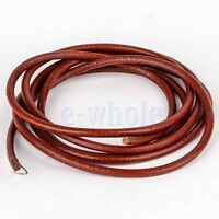 "72"" Leather Belt For Vintage Treadle Parts Peddling Singer Sewing Machine 5mm EW"