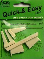 CMK 1/72 Aero L-39 Albatros Tail Planes for Eduard # Q72037
