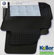 Volkswagen Gummimatten Plus 2er Satz Beetle 5C Beetle Cabrio Linkslenker