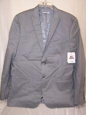 Calvin Klein Men's Dress Refined Slim Monument Sport Coat Jacket Blazer 2XL