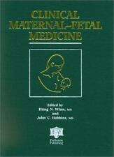 Clinical Maternal-Fetal Medicine-ExLibrary