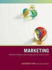 Wiley Pathways Marketing by Alexander Hiam
