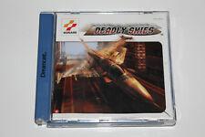 Deadly Skies SEGA Dreamcast