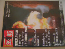 **a1 39 45 Magazine n°197 Le bunker de Mimoyecques / Field Marshall Wawell