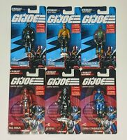 "2021 Hasbro Complete Set of 6 Gi Joe & Cobra Limited Edition 2.5"" Mini Figures"