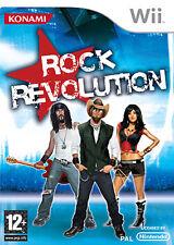 Rock Revolution Nintendo WII KONAMI