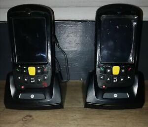 Motorola Lecteur de code barre scanner Sans Fil Mc55A