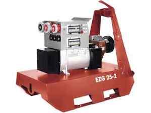 Endress Zapfwellengenerator EZG 25/2 II/TN-S Generator Stromerzeuger Zapfwelle