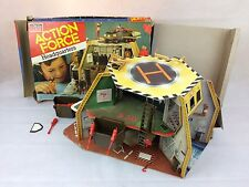 Action force headquarters palitoy, gi joe, uk, vintage, 1980S, cobra, 1970S