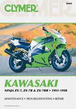 CLYMER REPAIR MANUAL Fits: Kawasaki ZX750 Ninja ZX-7R,ZX750 Ninja ZX-7RR,ZX750 N