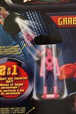 SPIDER MAN~MOTION ACTIVATED~GRAB N GLOW~KIDS PLAY~FLASH~NIGHT LIGHT