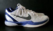 Nike Zoom Kobe 6 VI Mens Basketball Shoes 429659-100 2010 Concord SZ 13