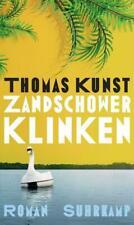 Zandschower Klinken Roman Thomas Kunst Buch Deutsch 2021