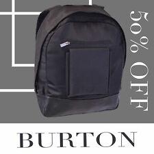 Burton Men's Classic Black Leather Base Backpack (Retail $100)