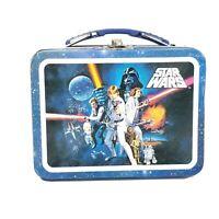 Star Wars Episode IV A New Hope Tin Mini Lunchbox