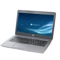 """HP Elitebook 745 G2 AMD A8 Pro 1.9Ghz 8Gb Ram 128Gb SSD 14"""" Webcam Win 10 Pro"""