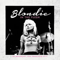 Blondie : In the Flesh CD (2015) ***NEW*** Incredible Value and Free Shipping!