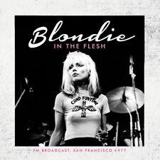 Blondie : In the Flesh CD (2015) ***NEW***