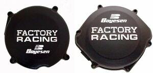 Boyesen Clutch & Ignition Cover Black CR250R CR250 CR 250 R 87-01 CC-02B SC-02B