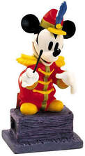 DISNEY WDCC MICKEY MOUSE 70TH BIRTHDAY THE BAND CONCERT FROM THE TOP BNIB F S/H