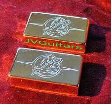 IBANEZ FLYING FINGERS 80s Pickup Covers GOLD NOS Set Mega Rare WoW!    JVGuitars