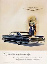 1961 Cadillac Fleetwood Sixty Special four-Door  PRINT AD